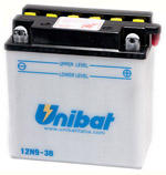 CONVENTIONAL STANDARD BATTERIES