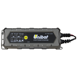 Battery Charger CH4